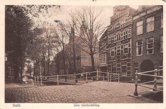 Ansichtkaart Delft Gem. Werkinrichting HC5237