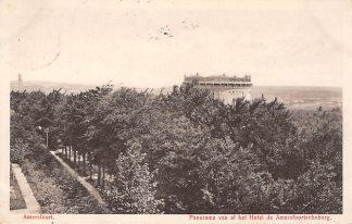 Ansichtkaart Amersfoort Panorama van af het Hotel de Amersfoortscheberg 1916 HC5239