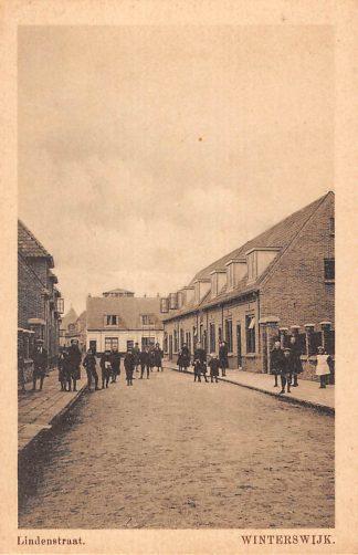 Ansichtkaart Winterswijk Lindenstraat HC5262