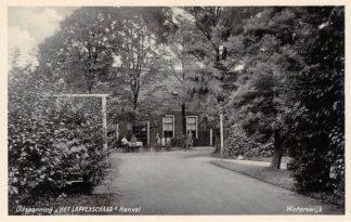 Ansichtkaart Winterswijk Uitspanning Het Lappenschaar Cafe Melkventer HC5318