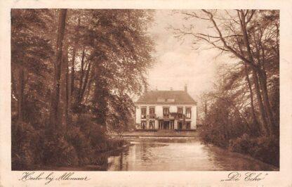 Ansichtkaart Heiloo bij Alkmaar De Echo 1918 HC5336