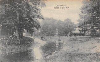 Ansichtkaart Oosterbeek bij Arnhem Hotel Wolfheze 1921 HC5339