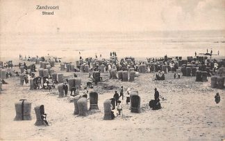 Ansichtkaart Zandvoort Strand en zee 1929 HC5340