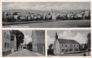 Ansichtkaart Heringen Krs. Limburg Duitsland Deutschland HC5343