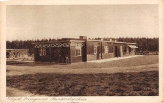 Ansichtkaart Elspeet Doopsgezind Broederschapshuis 1929 HC5356