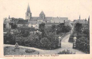 Ansichtkaart Heerlen Panorama genomen van af St. Joseph Hospitaal HC5370