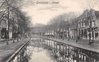 Ansichtkaart Sneek Grootzand 1918 HC5397