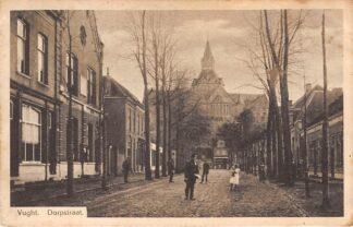 Ansichtkaart Vught Dorpsstraat 1920 HC5399