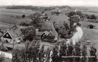 Ansichtkaart Westerland Wieringen Panorama HC5416