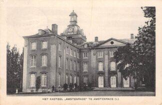 Ansichtkaart Amstenrade Het Kasteel Amstenrade 1919 Brunssum Heerlen HC5446