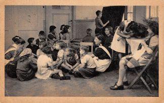 Ansichtkaart Voorthuizen Groot Dennenlust In de Speelzaal 1949 HC5475
