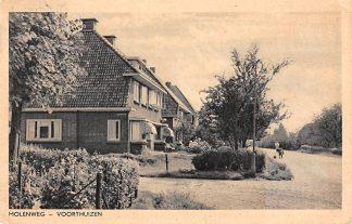 Ansichtkaart Voorthuizen Molenweg 1952 HC5479