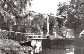 Ansichtkaart Loenen (UT) aan de Vecht Jaagpad 1962 HC5485
