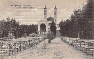 Ansichtkaart Heilig Landstichting bij Nijmegen 1918 HC5491