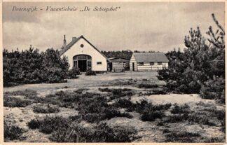 Ansichtkaart Doornspijk Elburg Vacantiehuis De Scheepsbel HC5504