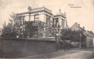 Ansichtkaart Goirle Kloosterstraat 1920 HC5523