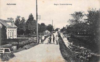 Ansichtkaart Aalsmeer oosteinderweg HC5530