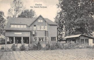 Ansichtkaart Vorden Van Hasselt Paviljoen HC5531
