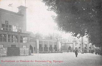 Ansichtkaart Nijmegen Hoofdgebouw en Theehuis der Tentoonstelling HC5546