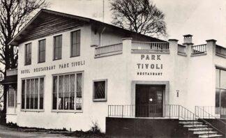 Ansichtkaart Berg en Dal Hotel Restaurant Park Tivoli 1958 Nijmegen HC5555