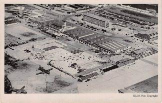 Ansichtkaart Amsterdam Haarlemmermeer Luchthaven Schiphol 1949 Vliegtuigen Vliegveld Luchtfoto No. 17677 HC5595