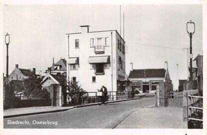 Ansichtkaart Sliedrecht Oosterbrug 1949 HC5596