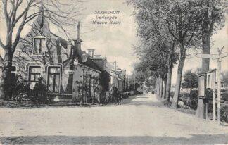 Ansichtkaart Sexbierum Verlengde Nieuwe Buurt 1927 Friesland HC5598