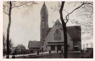 Ansichtkaart Voorthuizen Gereformeerde Kerk HC5611