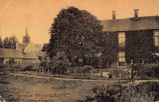Ansichtkaart Zwammerdam Groet uit .. Bodegraven HC5625