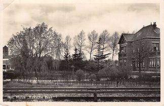 Ansichtkaart Mill Huize Koksche Beek met spoorlijn Spoorwegen 1939 HC5641