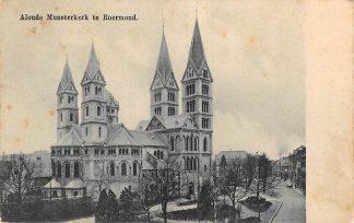 Ansichtkaart Roermond Aloude Munsterkerk HC5654