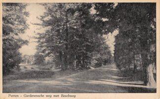 Ansichtkaart Putten Garderenscheweg met Boschweg HC5683