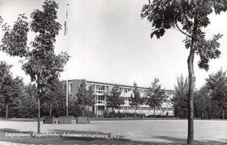 Ansichtkaart Ossendrecht Legerplaats Administratiegebouw Kazerne Militair 1965 HC5690