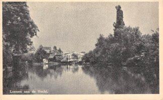 Ansichtkaart Loenen (UT) aan de Vecht 1950 HC5699