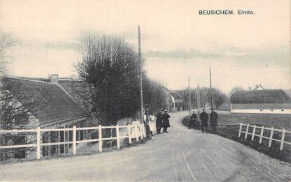 Ansichtkaart Beusichem Einde Buren (GD) Betuwe HC5730