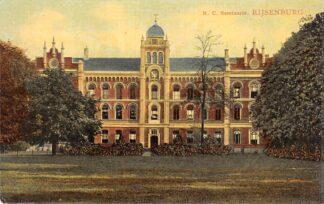 Ansichtkaart Driebergen Rijsenburg R.C. Seminarie 1908 HC5733