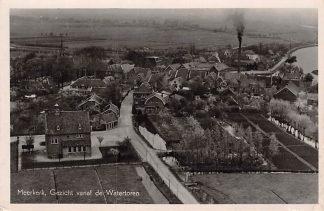 Ansichtkaart Meerkerk Gezicht vanaf de Watertoren 1948 HC5819