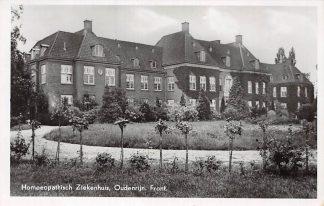Ansichtkaart Utrecht Homeopathisch Ziekenhuis Oudenrijn Front 1949 HC5830