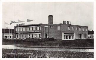 Ansichtkaart Zwijndrecht Hotel Swindregt HC5888
