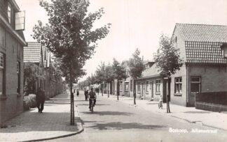 Ansichtkaart Boskoop Julianastraat 1959 HC5892