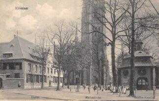 Ansichtkaart Duitsland Kevelaer Kloster Marienkirche Gnaden-Kapelle 1912 Deutschland Europa HC5902