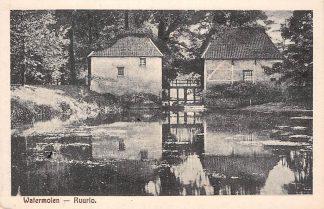 Ansichtkaart Ruurlo Watermolen Molen HC5912