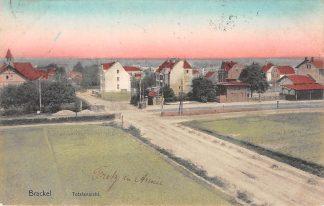 Ansichtkaart Brackel Totalansicht 1908 Harburg Duitsland Deutschland HC5916