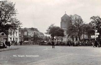 Ansichtkaart Tiel Burgem. Hasselmanplein HC5967