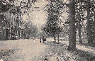 Ansichtkaart Alkmaar Geestbrug 1912 HC5995