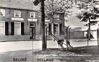 Ansichtkaart Baarle-Hertog Baarle-Nassau Matjijsen-en-herte-Kamp-Loveren België HC6003