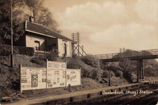 Ansichtkaart Oosterbeek Hoog Station Fotokaart 1929 Spoorwegen Treinen HC6070