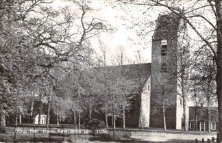 Ansichtkaart Norg Ned. Hervormde Kerk 1962 HC6084