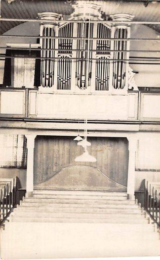 Ansichtkaart Holten Fotokaart Orgel en interieur Ned. Hervormde Kerk HC6092