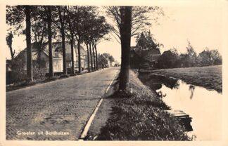 Ansichtkaart Benthuizen Groeten uit 1947 HC6135